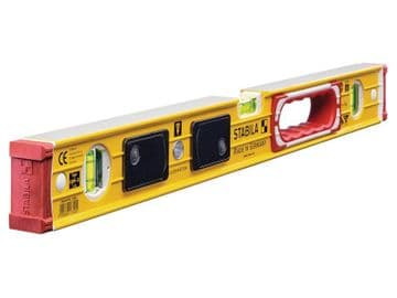 196-2 LED Illuminated Spirit Level 3 Vial 17392 60cm